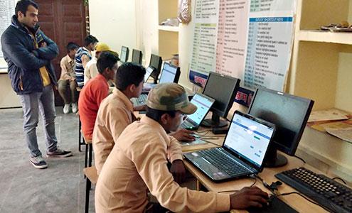 Computer literacy programme